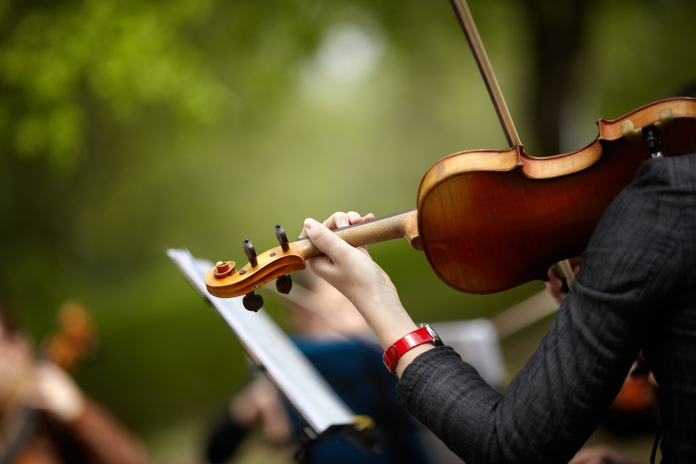 best violinist
